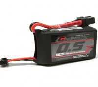 Turnigy graphène 500mah 3S 65C Lipo Pack (Lead Short)