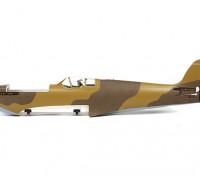 régime Desert Spitfire Fuselage peint avec toutes les pièces et les aimants en plastique (capot non inclus)