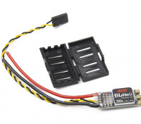 Mini 30A esc avec la version de soudure du firmware Blheli