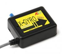 HobbyKing X-1000 avancée Head-Mouvement-Tracker Gyro