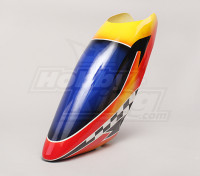 Fiberglass Canopy pour Trex-700 Nitro