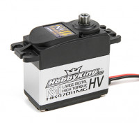 HobbyKing ™ Mi Digital High Torque Servo MG 11,8 kg / 0.07sec / 58g