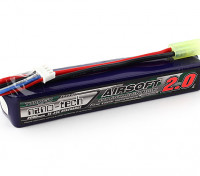 Turnigy nano-tech 2000mah 3S 15 ~ 25C Lipo AIRSOFT Paquet