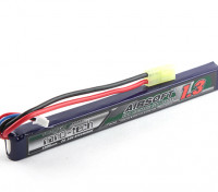 Turnigy nano-tech 1300mah 2S 25 ~ 50C Lipo AIRSOFT Paquet