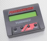 Turnigy 160A 1: 8 Echelle Sensorless ESC Programmation Box