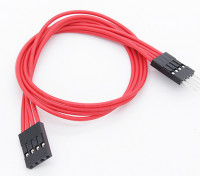 250mm 4 broches Câble d'extension pour LED RGB Multi-Function Driver / Controller