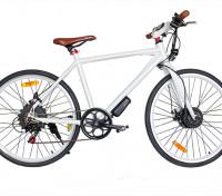 Vélo de route électrique 250 watt - pédelec (prise US)