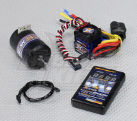 HobbyKing X-Car Brushless System Power 4000KV / 60A