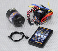 HobbyKing X-Car Brushless System Power 3000KV / 45A