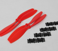 10x4.5 SF Props 2pc standard Rotation / 2 pc RH Rotation (Rouge)