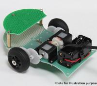 Extensible Simple Robot Châssis (KIT)