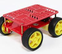 4WD Robot Châssis (KIT)