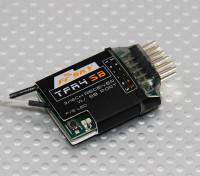 FrSky TFR4 SB 3 / 16ch 2.4Ghz S.BUS récepteur FASST Compatible
