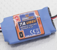 Entrée HobbyKing 7A 5.5V High Voltage UBEC (23 ~ 45V)