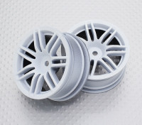 Échelle 1:10 Touring Haute Qualité / Drift Roues RC 12mm Car Hex (2pc) CR-RS4W
