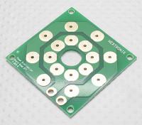 Distribution Board HobbyKing Multi-Rotor Puissance (DIY 8 x PCB de sortie)