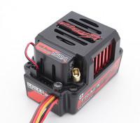 TrackStar 150A GenII échelle 1 / 8ème Sensored Brushless Voiture ESC - (PC programmable)