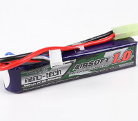 Turnigy nano-tech 1000mAh 3S 20-40C Lipo AIRSOFT Paquet