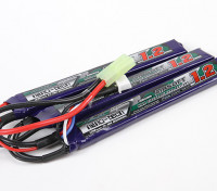 Turnigy nano-tech 1200mAh 3S 25-50C Lipo AIRSOFT Paquet
