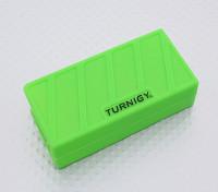 Turnigy souple Lipo Protector batterie silicone (1000-1300mAh 3S Vert) 74x36x21mm