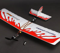 HobbyKing® ™ lent bâton Brushless Powered Avion EPO / fibre de carbone 1160mm (PNF)