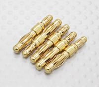 HXT 4mm à 3,5 mm (mâle à mâle) Adaptateur (5pc)