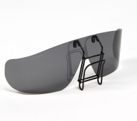 Turnigy Clip-on Sunglasses (Black)
