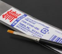 Tamiya haute finition Flat Brush (article 87045)
