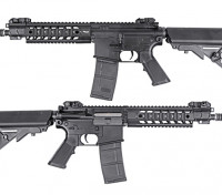 King Arms 516 CQB AEG (Noir)
