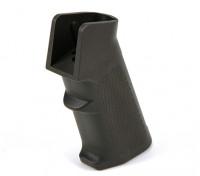 Grip Dytac A2 Style de moteur pour M4 / M16 AEG (Olive Drab)