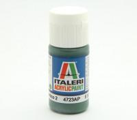 Italeri Peinture acrylique - Flat Verde Mimetico 2