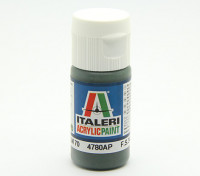 Italeri Peinture acrylique - Schwarzgrun RLM 70