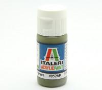 Italeri Peinture acrylique - Flat Military Green