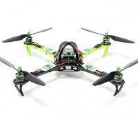 Turnigy SK450 Quad Copter Powered By Multistar. Un Plug And Fly Quadcopter Set (PNF)