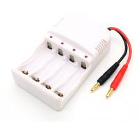AA Holder ~ batterie NiMH AAA avec Lead Banana Charge 4mm Plug
