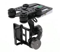 Quanum Q-2D Brushless GoPro 3 Gimbal (adapté pour Nova, Phantom, QR X350 et autres)