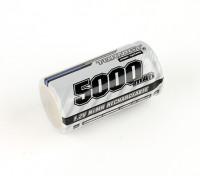 Turnigy Série Sous-C 1.2V 5000mAh haute puissance NiMH Single Cell