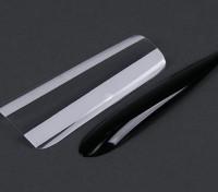 Durafly ™ EFX Racer - remplacement en plastique Underbody Skid