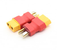T-Connecteur Adaptateur Batterie XT60 Lead (2pc)