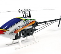 Tarot 450 Kit d'hélicoptères V2 DFC Flybarless PRO (TL20006-argent)