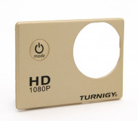 Turnigy ActionCam remplacement Faceplate - Bronze