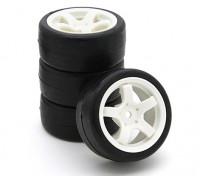 Sweep SWP-MN25 Mini Touring Set de pneus 25deg (4pcs)