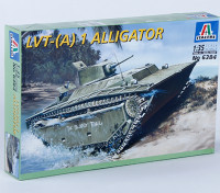 Italeri 1/35 Echelle LVT - (A) Kit 1 Alligator Plastic Model