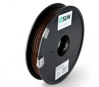 ESUN Imprimante 3D Filament Brown 3mm PLA 0.5KG Spool
