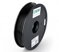 ESUN 3D Filament Imprimante Noir 1.75mm ABS 0.5KG Spool