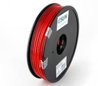 ESUN Imprimante 3D Filament rouge 3mm ABS 0.5KG Spool