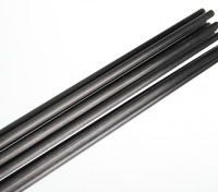 Carbon Fiber Rod (solide) 1x750mm