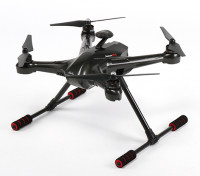 Walkera Scout X4 aérienne Vidéo Quadcopter w / 2.4GHz Bluetooth Datalink (B & F)