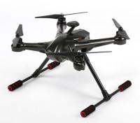 Walkera Scout X4 aérienne Vidéo Quadcopter w / 2.4GHz Bluetooth Datalink, batterie et chargeur (B & F)