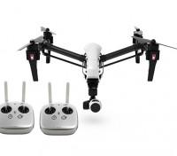 DJI T600 Inspire 1 Quadcopter w / caméra 4K, 3-Axis Gimbal et double Transmetteurs
